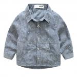 เสื้อ สีเทา แพ็ค 6 ชุด ไซส์ 90-100-110-120-130-140
