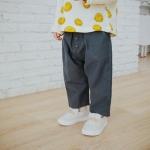 กางเกง สีกรม แพ็ค 5 ชุด ไซส์ 80-90-100-110-120