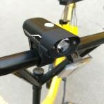 ไฟหน้า SpoLite ,HYD-018 Cree L2 Compact Bike Light (USB charge)