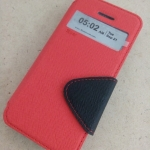 Case iPhone 5s / iPhone 5 ยี่ห้อ Roar สีแดง