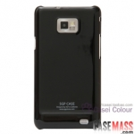 Case S2 Case Samsung Galaxy S2 i9100 สีเงาๆ สวยๆ piano paint cell phone protective cover shell