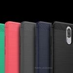 เคส Huawei Nova 2i พลาสติก TPU สีพื้นเรียบ เท่ สวยงามมาก ราคาถูก