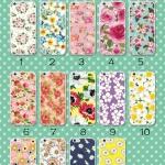 เคส iphone 6 4.7 นิ้ว ซิลิโคน TPU ลายดอกไม้แสนสวย ราคาส่ง ราคาถูก