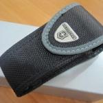 VICTORINOX Belt Pouch Med Black Nylon Construction Pocket Knife VN33247