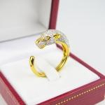 แหวน 9K เสือ Cartier