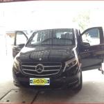 พรมปูพื้นรถเข้ารูป Benz V-Class