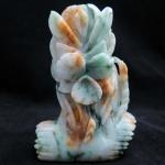 ดอกไม้หยกแกะสลัก (Flower Craving Jade)