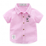 เสื้อ สีชมพู แพ็ค 5 ชุด ไซส์ 90-100-110-120-130
