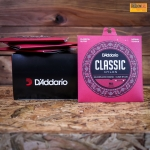 D'addario สายกีตาร์คลาสสิค Classic Nylon EJ27N
