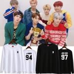เสื้อแขนยาว (Sweater) BTS Love Yourself (ชื่อเมมเบอร์)