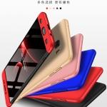 เคส Samsung C9 Pro พลาสติกประกอบหัว+ท้าย สวยงามมาก ราคาถูก (ไม่รวมฟิล์ม)