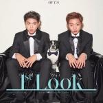 [#WANNAONE] นิตยสาร 1st LOOK ปก อูจิน&จีฮุน