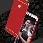 เคส Huawei Honor 7X พลาสติกประกอบหัว+ท้าย สวยงามมาก ราคาถูก (ไม่รวมฟิล์ม)