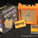 Orange Micro Crush CR-3