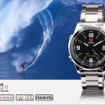 นาฬิกาข้อมือชายแฟชั่น Shank Sport watch SH005