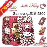 เคส S3 Case Samsung Galaxy S3 III i9300 เคสซิลิโคน TPU ลายคิตตี้ นิ่มๆ น่ารักๆ สวยมากๆ Hello kitty TPU Case