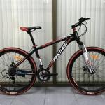 จักรยานเสือภูเขา Panther Vino เฟรมเหล็ก เกียร์ชิมาโน่ 21 สปีด ชิมาโน่ 2018