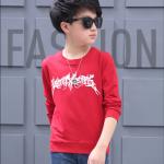 เสื้อ สีแดง แพ็ค 5 ชุด ไซส์ 120-130-140-150-160-170 (เลือกไซส์ได้)
