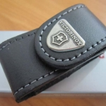 VICTORINOX Small Belt Pouch Fits 58mm Swiss Army Pocket Knife VN33263