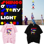 เสื้อยืด (T-Shirt) SHINee - The Story of Light