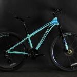จักรยานเสือภูเขา Motachie XC-830 เฟรมอลู 24 sp ล้อ 26 2017