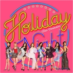 อัลบ้ม [#SNSD] Girls` Generation - Album Vol.6 [Holiday Ver.]