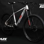 จักรยานเสือภูเขา KAZE Team Zero SL2 SLX 2x11 2017