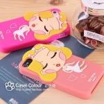 case iphone 5 เคสไอโฟน5 miss monroe bravo เคสซิลิโคน 3D ลายผู้หญิงน่ารักๆ เคสมือถือราคาถูกขายปลีกขายส่ง