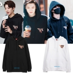 เสื้อฮู้ด (Hoodie) Seeing Things แบบ Guanlin+Chanyeol+Jungkook