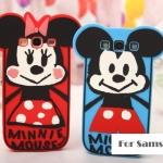 case s3 เคส Samsung Galaxy s3 ซิลิโคน 3D การ์ตูนดิสนีย์เดซี่ มินนี่ มิกกี้ โดนัลด์ ราคาส่ง ขายถูกสุดๆ