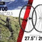 ชุดล้อเสือภูเขา DT Swiss X 1700 SPLINE® Two 27.5,ดิส 6 รู F15/100/R12/142 (1974/76)