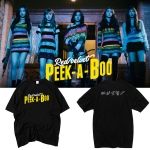 เสื้อยืด (T-Shirt) Red Velvet - Peek-A-Boo
