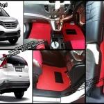 พรมดักฝุ่นไวนิลปูพื้นรถ Honda CR-V