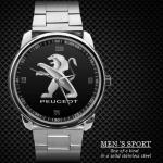 นาฬิกาแฟชั่น 3 D NEW PEUGEOT WATCH ( 206, 306. 406 )