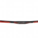 แฮนด์คาร์บอน Tokencarbon TK9701C-Red 31.8X 720 MM