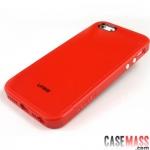 case iphone 5 เคสไอโฟน5 เคสประกอบ 3 ชิ้น แนวโลหะ ด้านหลังใสและทึบ สวยๆ Korea SGP Linear the metal
