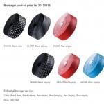 ผ้าพันแฮนด์ Bontrager Gel Cork Handlebar tape (Ruban de Guidon),20170815