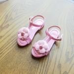 รองเท้าเด็กแฟชั่น สีชมพู แพ็ค 5 คู่ ไซส์ 31-32-33-34-35
