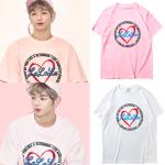 เสื้อยืด เสื้อแฟชั่นไอดอล เสื้อนักร้องเกาหลี #WANNAONE (พรีออเดอร์)