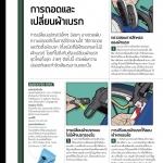 การถอดและเปลี่ยนผ้าเบรค จักรยาน by Cycling Plus Thailand...
