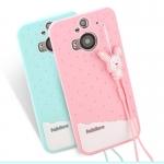Case HTC One M8 ยี่ห้อ Fabitoo (ซิลิโคนนิ่ม)