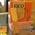 ลิ้นอัลโตแซ็กโซโฟน Rico Alto Saxophone Reeds 2