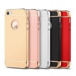 เคส iPhone SE / 5s / 5 พลาสติกขอบทองสวยหรูหรามาก ราคาถูก