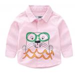 เสื้อ สีชมพู แพ็ค 6 ชุด ไซส์ 90-100-110-120-130-140