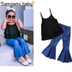 เสื้อ+กางเกง แพ็ค 5ชุด ไซส์ 90-100-110-120-130 (เลือกไซส์ได้)