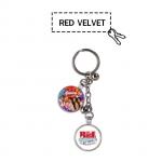 พวงกุญแจ Red Velvet