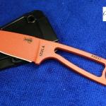 Esee Izula Neck Knife Orange KIT