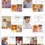สมุด BTS - LOVE YOURSELF (เมมเบอร์)