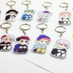 พวงกุญแจ #EXO (ระบุศิลปินที่ช่องหมายเหตุ)