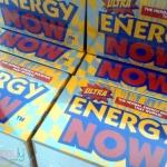 Ultra Energy Now 24 hrs Review รีวิว วิตามินทดแทนการออกกําลังกาย